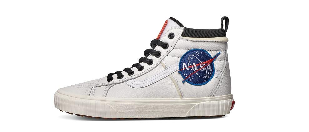 NASA x Vans – galaktische Klamotten zum Geburtstag – like it
