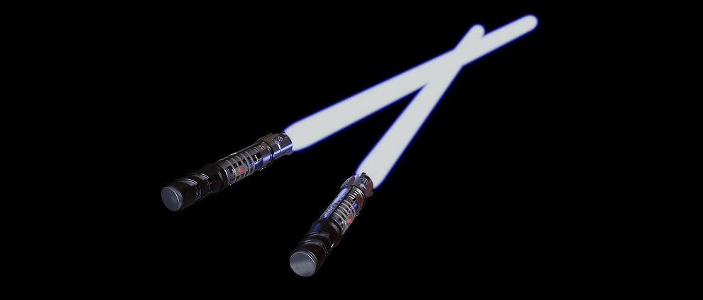 Lichtschwertkämpfe